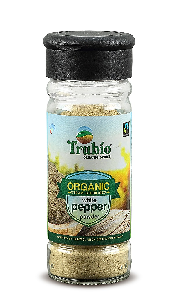 PDS Organic Spices   TruBio Organic Spices and Tea